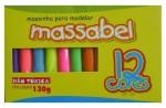 MASSA MODELAR 12 BARRAS 7449