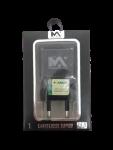 TOMADA USB CX MAX 8448