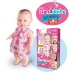 BONECA DANADINHA SOUNDS 6440